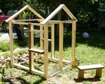 Playhouse Frame